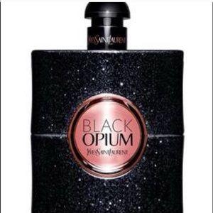 NIB YVES SAINT LAURENT Black Opium